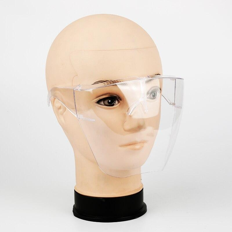 Style & Protect™ Face Shield - Transparent Glass Cover - Gear Elevation