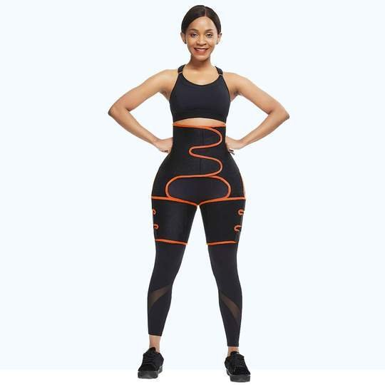The Body Belt™ - 3-in-1 Neoprene Body Trimmer - Gear Elevation