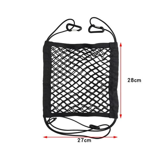 Universal Elastic Mesh Net Trunk Bag - Gear Elevation