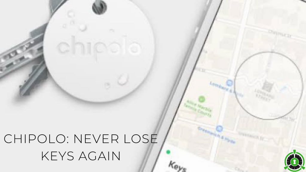 Chipolo: Never lose keys again