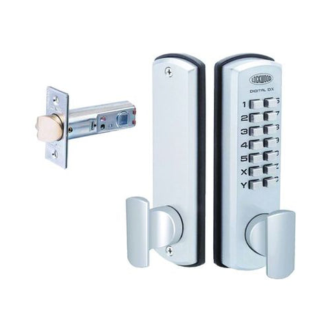 Lockwood Digital DX Lockset 530DXSC