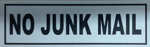 Letterbox Sign