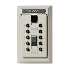 Kidde 001360 S5 Wall Mount Keysafe