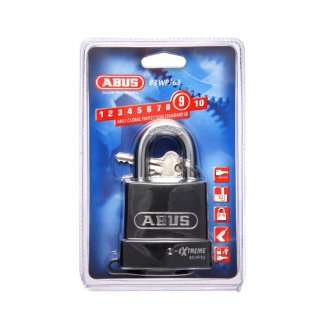 "ABUS P/LOCK 83WP/63 KD DP SERIES ""Z"" VERSION 83WP63NC"