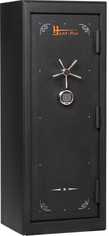 Hunt Pro HFR18  Gun Safe.  Cat: A,B,C,H FIRE RATED