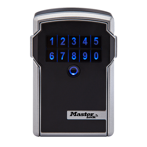 Master Lock Bluetooth Permanent Lock Box