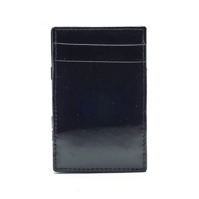 PôK Wallet Card Holder Disco Black