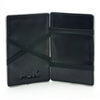 PôK Wallet Card Holder Easy Rider Black White