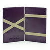 PôK Wallet Card Holder Golf Purple