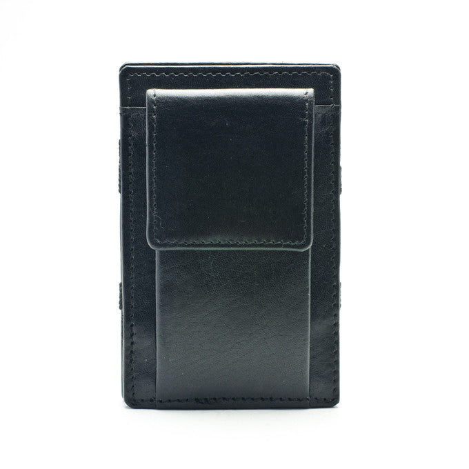 PôK Wallet Card Holder Pocket Black