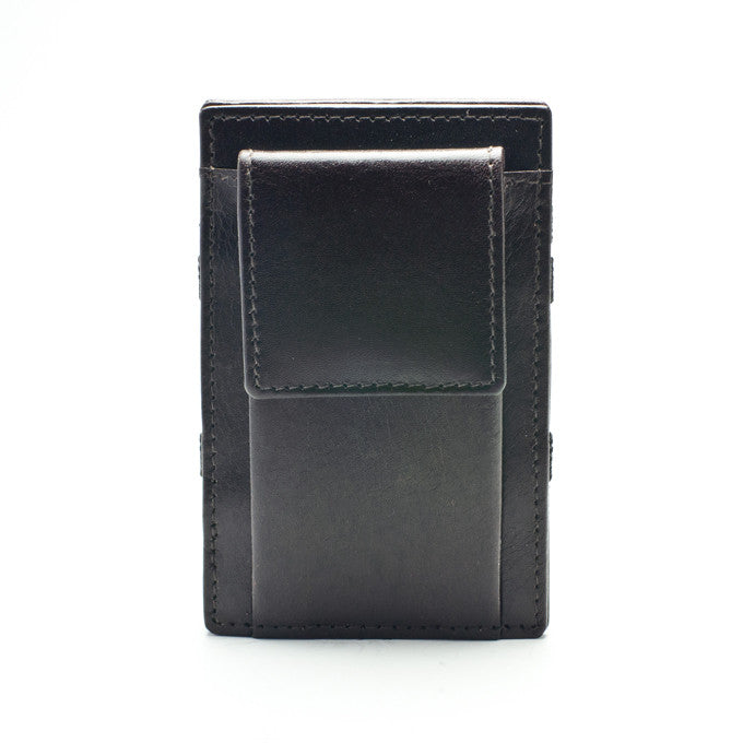 PôK Wallet Card Holder Pocket Brown