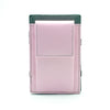 PôK Wallet Card Holder Pocket Grey Pink