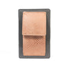 PôK Wallet Card Holder Pocket Olive Green Copper