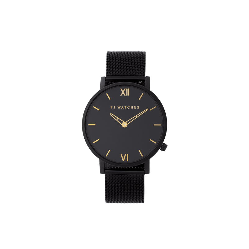 ORO MOON - FJ Watches