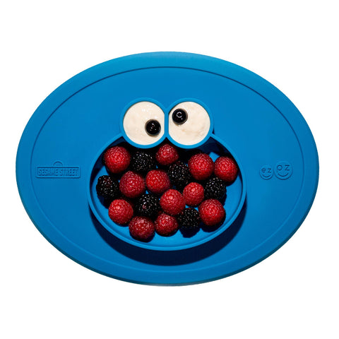 Cookie Monster Mantel / Plato Entrenador