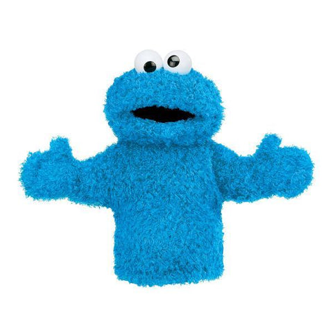 Cookie Monster Titere de Peluche de 28cm