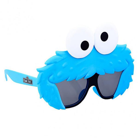 Cookie Monster Lentes Obscuros Niños
