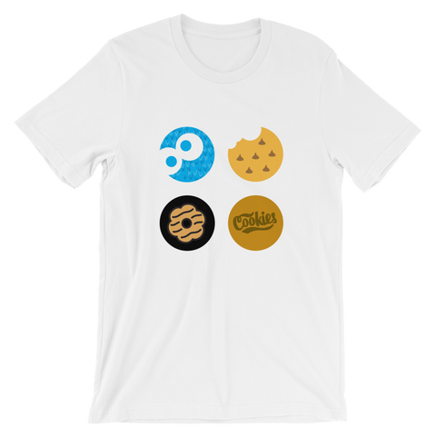 Cookie ICons T-Shirt