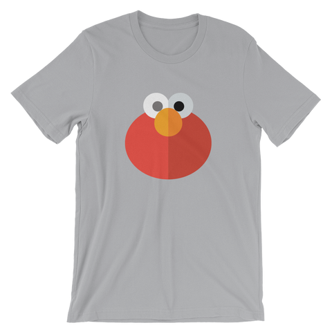 Elmo Abstract T-Shirt