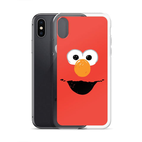 Estuche iPhone Elmo Cara