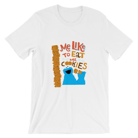 Me like to eat cookies T-Shirt