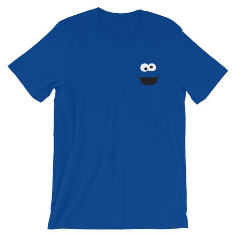 Playera Bordada Cookie Sonrisa