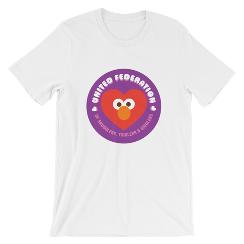 Elmo Federation T-Shirt