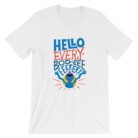 Hello Everybody T-Shirt