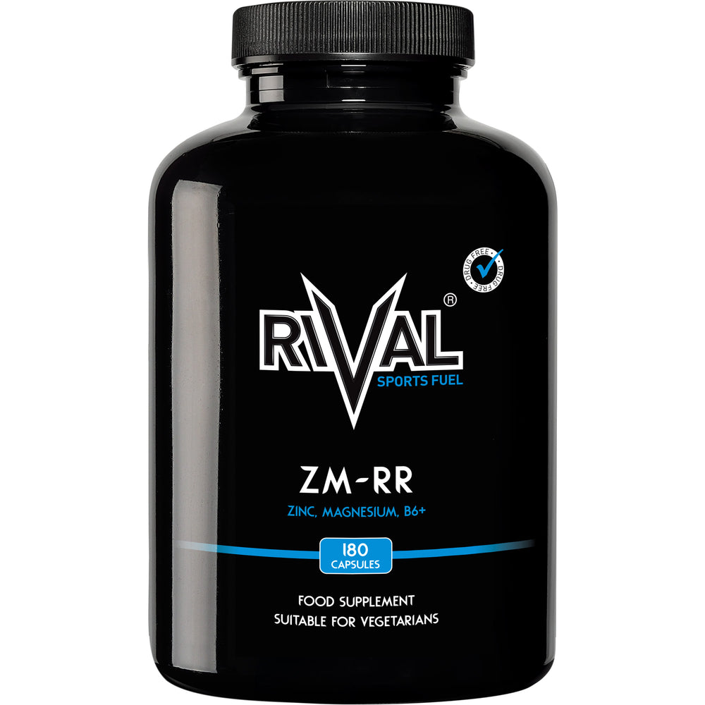 ZM-RR Zinc Magnesium B6 with L-Theanine The Ultimate Recovery Suitable For Vegetarians
