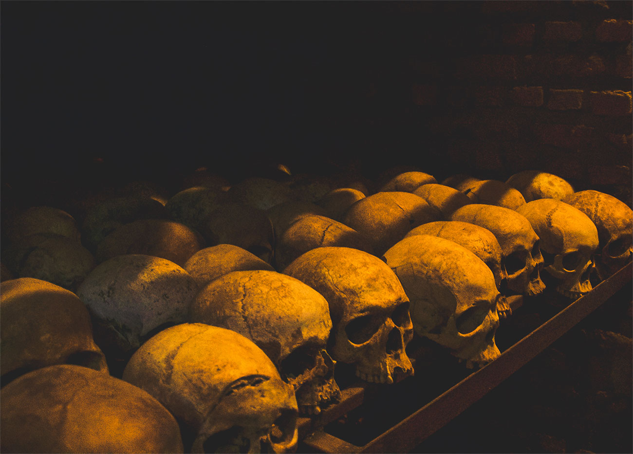 Photos: The Rwandan Genocide