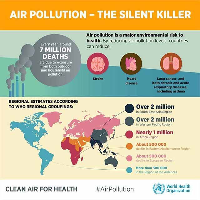 Air Pollution in Africa