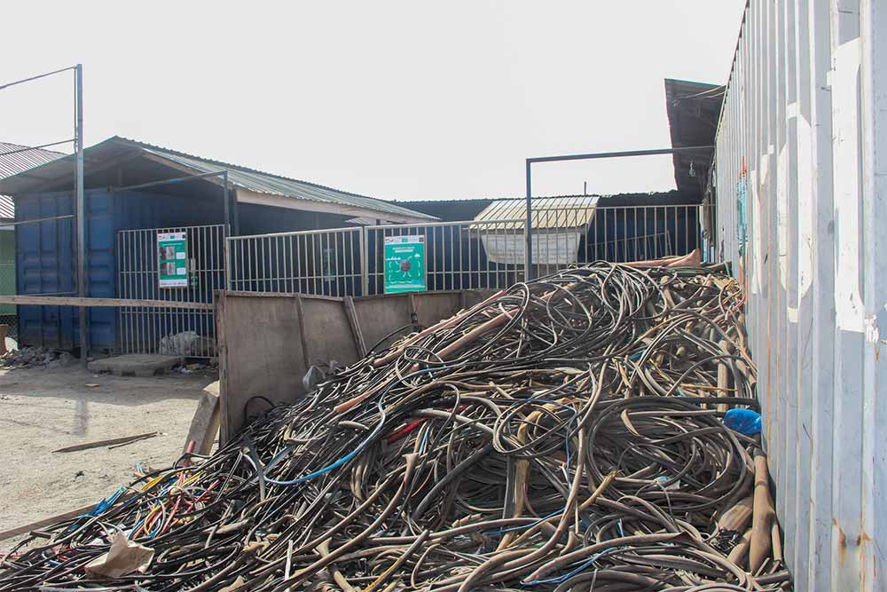 Agbogbloshie Recycling Center | Pure Earth and GreenAd