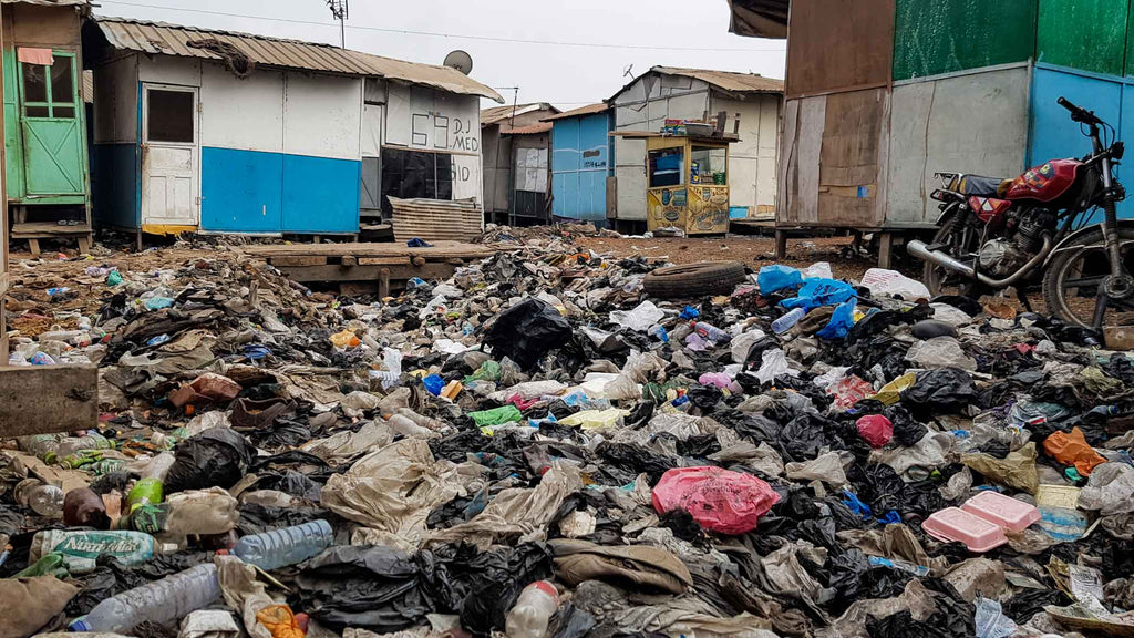 Sodom and Gomorrah (Agbogbloshie) - Ghana – N99 and CE Air Pollution