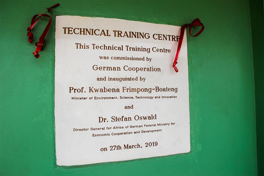 Agbogbloshie Technical Training Centre