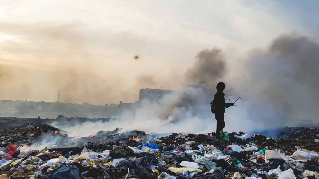 Air Pollution and Stroke | Air Pollution and Happiness | Air Pollution in Ghana | Agbogbloshie e-waste dump