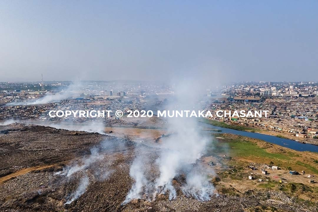 Air Pollution in Ghana Image