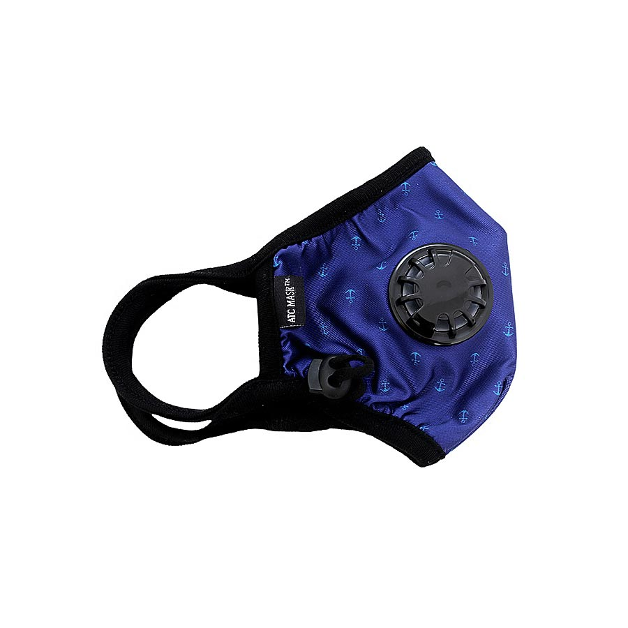 ATC MASK ANTI-POLLUTION FACE MASK ATCM-012 BLUE ANCHOR 6036000092220