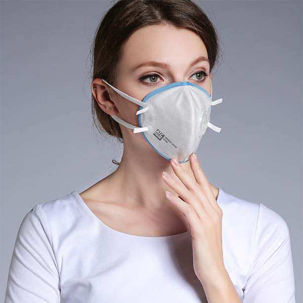 ATC MASK ANTI-POLLUTION FACE MASK DL70V WHITE 6036000092206