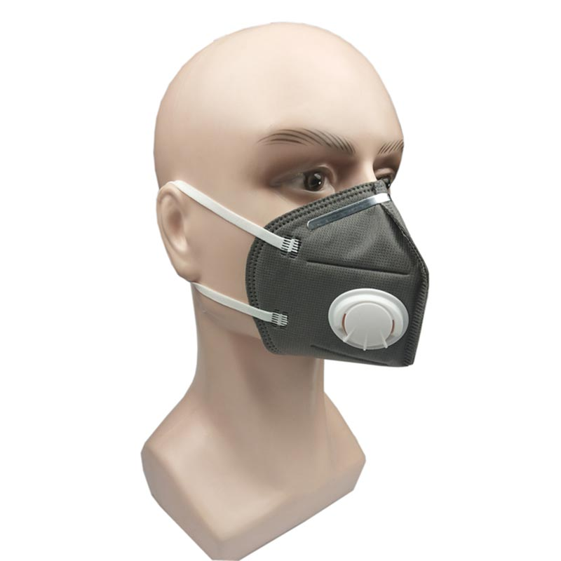 Anti-Pollution Face Mask + Activated Carbon - ATCMASK DL91C