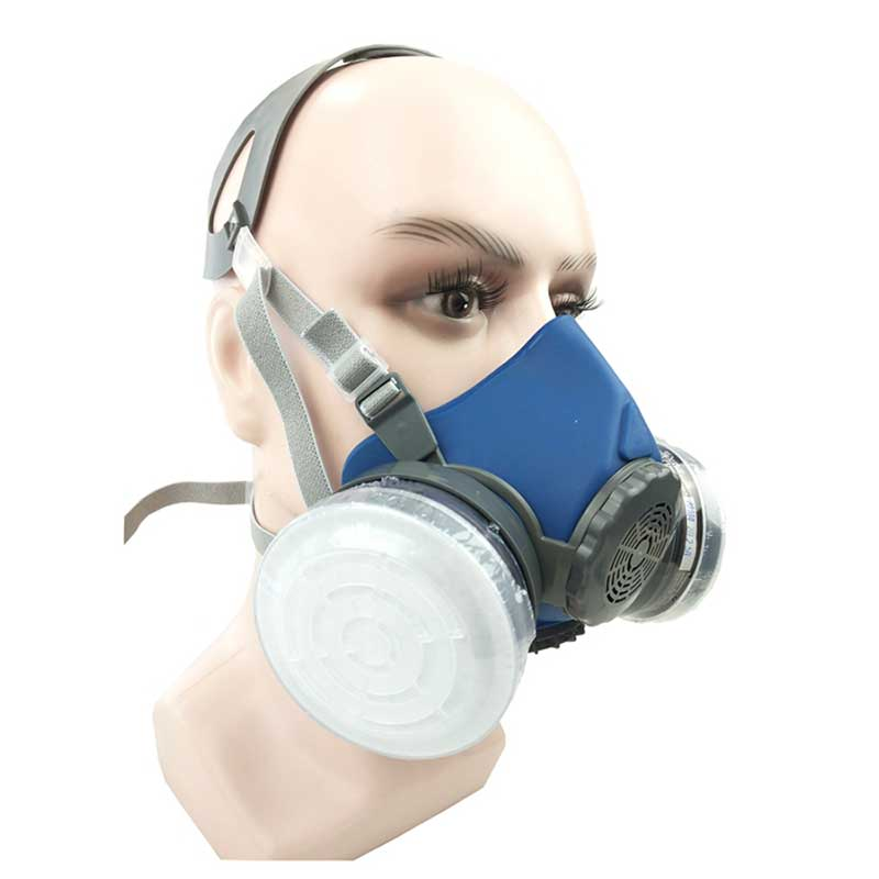 ATC MASK GAT-520B ANTI-POLLUTION GAS MASK