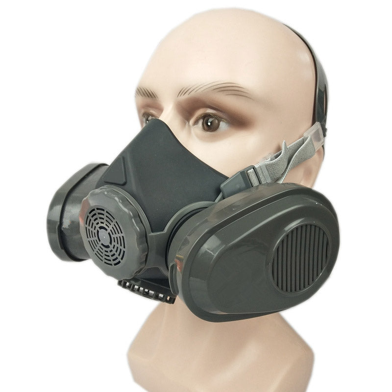 Half Face Gas Mask GAT-520D CE, EN 140:1993