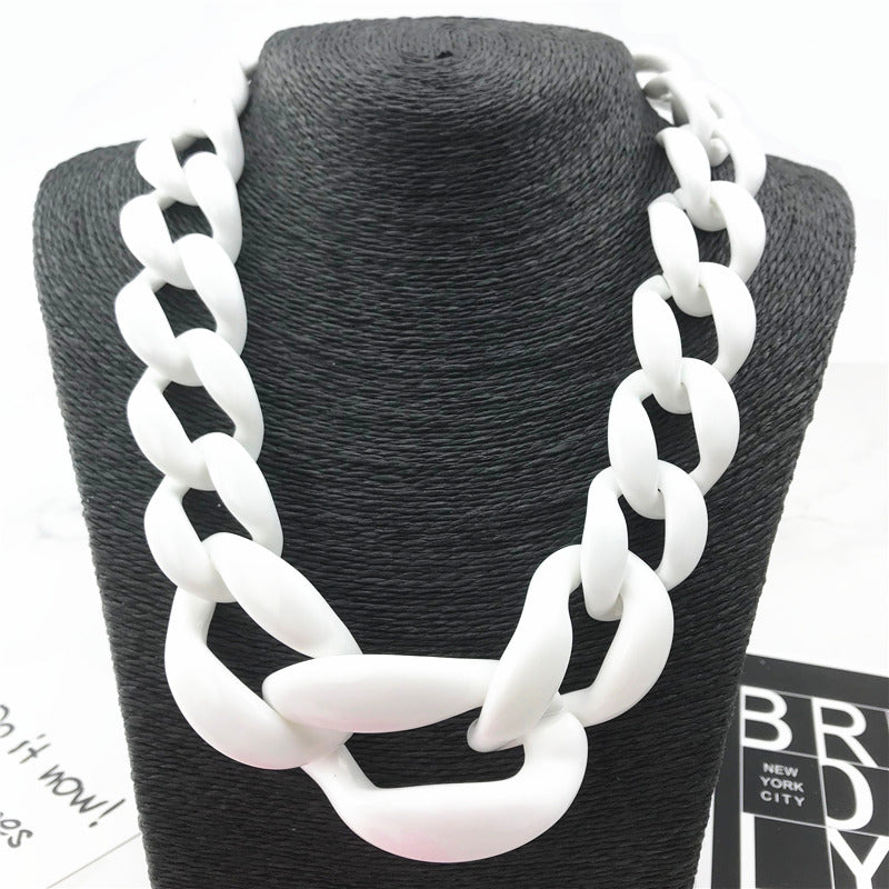 ab95db467564 Classic Chunky Chain Necklace