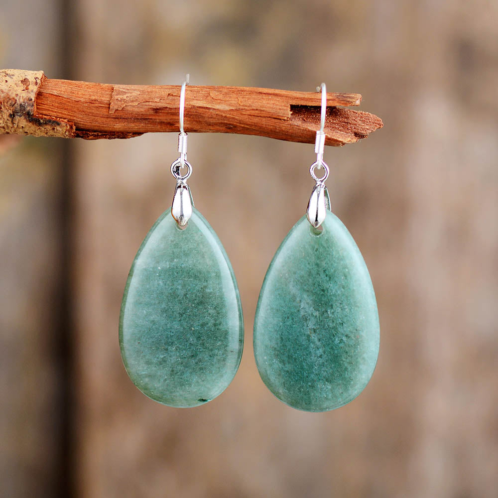 Calming Amazonite Earrings