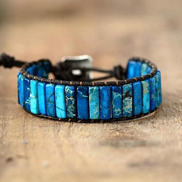 Midnight Sky Tube Bracelet