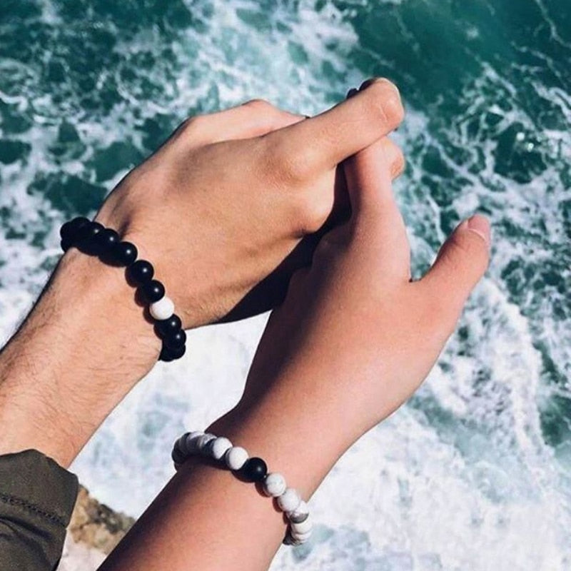 His & Her Soul Connection Bracelets