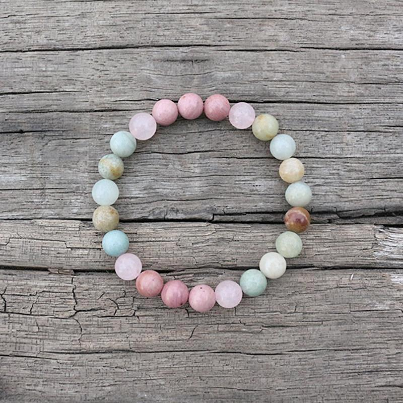 In The Name Of Love Mala Bracelet