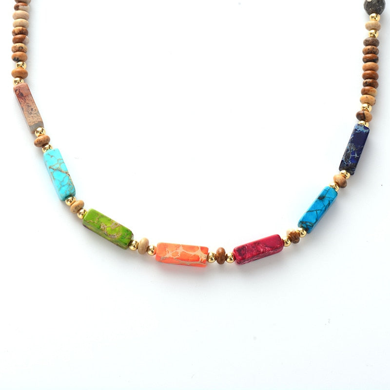 Chakra Power Necklace