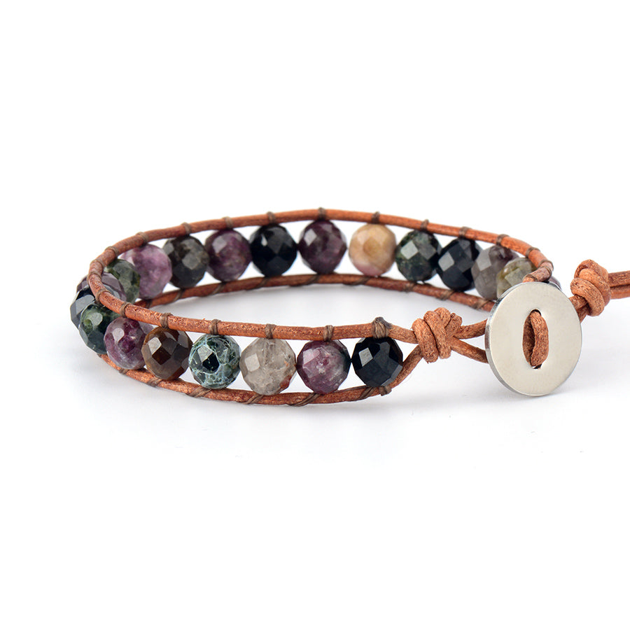 Romantic Tourmaline Bracelet