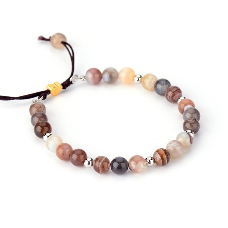 Botswana Heart of Gold Bracelet