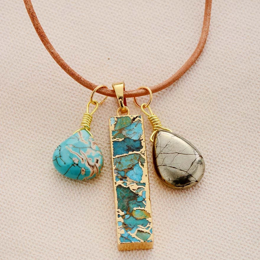Seas the Day Necklace